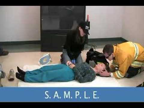 First Aid For Splints Amp Bleeding Wounds How To Use A