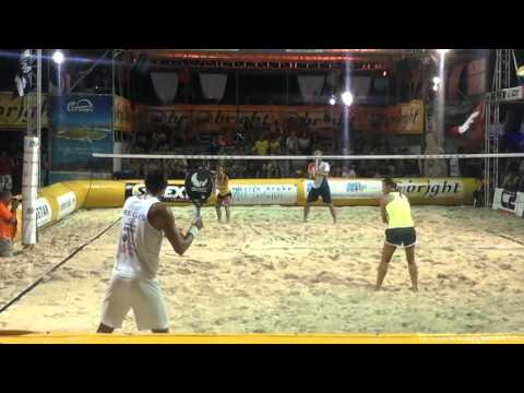 International beachtennis aruba mix 2015