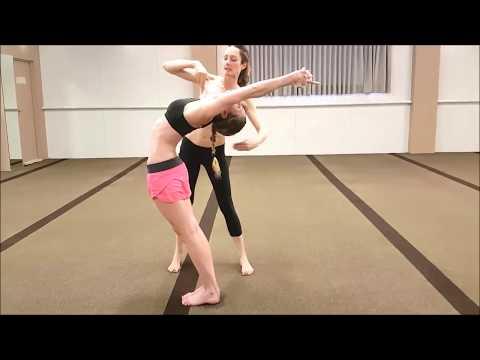 How to do the Bikram Yoga Back Bend