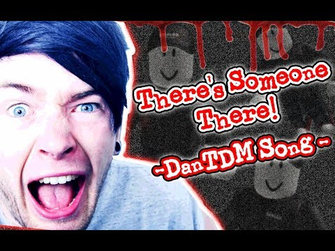 """There's Someone There"" - DanTDM REMIX"