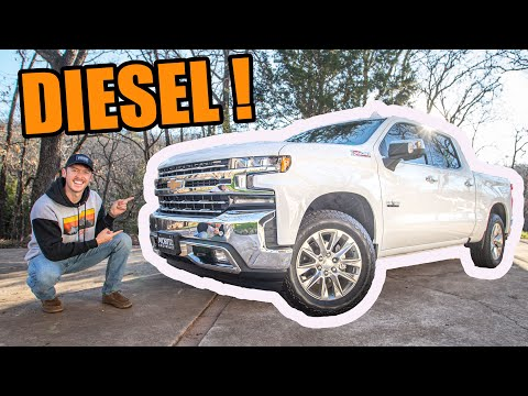 My NEW Adventure Truck! 2020 Chevy Diesel?