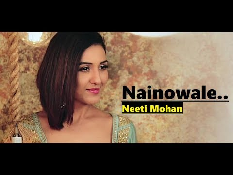 Nainowale Ne | NEETI MOHAN | Padmaavat | T-Series Acoustics | Lyrics | Popular Bollywood Hindi Songs
