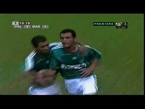 Palmeiras 1 X 1 Grêmio Barueri - Paulista 2007