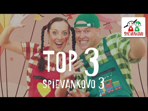 TOP 3 najobľúbenejšie pesničky zo SPIEVANKOVA 3