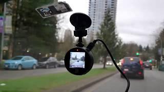 JS Dash Mini Plug and Play Dash Cam blogger review