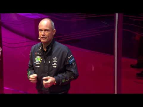 Talk: How to achieve the impossible? (B. Piccard, P. Thomas and R. Northcote)   Covestro at K 2016