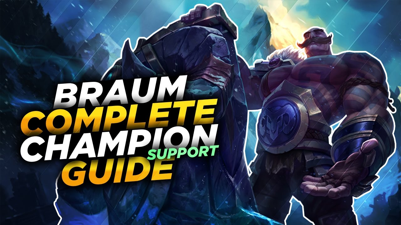 League of Legends: What Makes a Good Support Champion ...