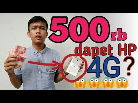 HP 4G murah !!! Unboxing Alcatel vodafone smart prime 6 - apakah rekomended ?
