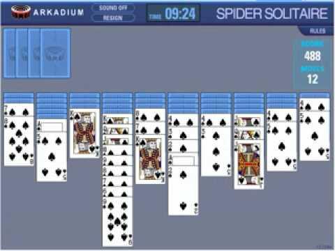 Télécharger Spider Solitaire : téléchargement gratuit