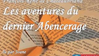 Livre audio : Les aventures du dernier Abencerage - François-René de Chateaubriand