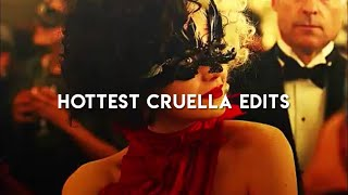 hottest cruella edits that make you drool