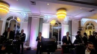Wonder Boy Yossi Lax Performing At His Sister's Wedding With Yossi Shtendig & Yedidim Choir