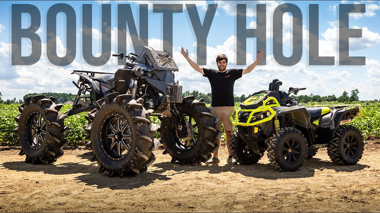 Can-Am Outlander GOING TO THE EXTREME! *CRAZY BUILD*