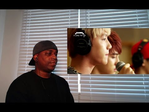EXO | Open Arms (Global Request Show: A Song For You) REACTION!!!