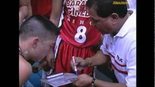 1999 Brgy. Ginebra vs Mobiline - Quarter Finals - Part 7