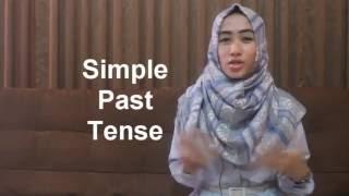 Belajar Bahasa Inggris Untuk Pemula (Simple Past Tense)