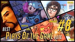 Overwatch | Best Plays of the Game #8 - Overwatch Best PotG Vote (Zenyata PotG inside)