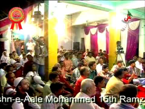 Jashn-E-Aale Mohammed 2013 P2nd HYDERABAD INDIA.