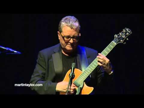 I Got Rhythm - Martin Taylor live in Beverley 2015