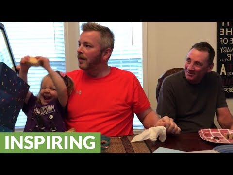 Jason Carr - WATCH: Dad Reacts To Baby #4