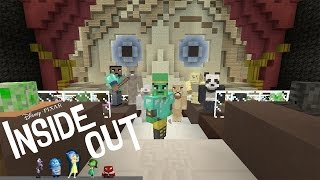 Minecraft - Hide and Seek - Inside out movie premiere