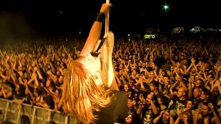 Download Eluveitie - Inis Mona LIVE @ Metal For Emergency  2017 / Filagosto Festival MP3 song and Music Video