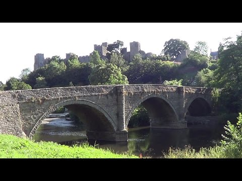 025: Liveliness Of Ludlow (Ludlow, Wenlock Edge And Ironbridge) (Shropshire 2014)