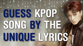 Download CAN YOU GUESS THE KPOP SONG BY ITS UNIQUE LYRICS? | THIS IS KPOP GAMES