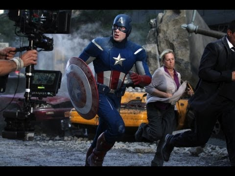 "Behind the Magic: Building a Digital New York for ""The Avengers"""