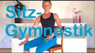 32 min. Sitz - Gymnastik mit Gabi Fastner