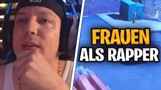 Frauen als Rapper?🤔 GOML Goldring | MontanaBlack Stream Highlights