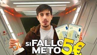 SI FALLO METO 5€ - Reto hucha  STAR WARS