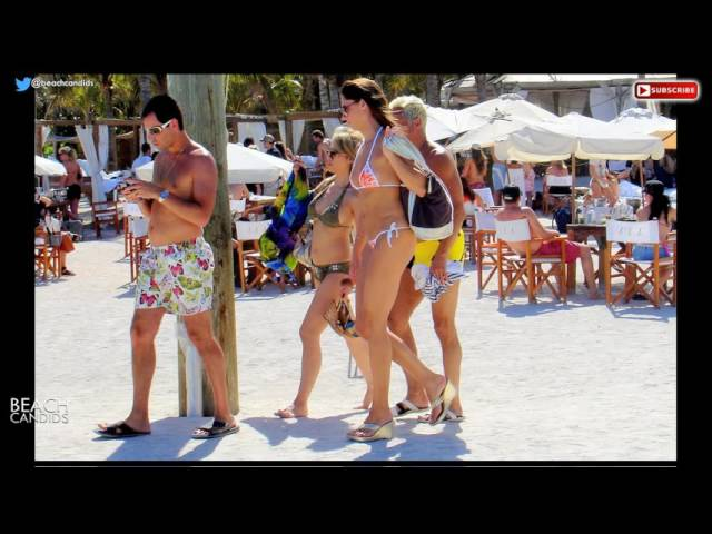 Girls at the beach! - S01E06 - another Beach Candids episode with beautiful girls at the the beach!