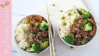 Slow Cooker Beef & Broccoli  Easy Crockpot Recipe