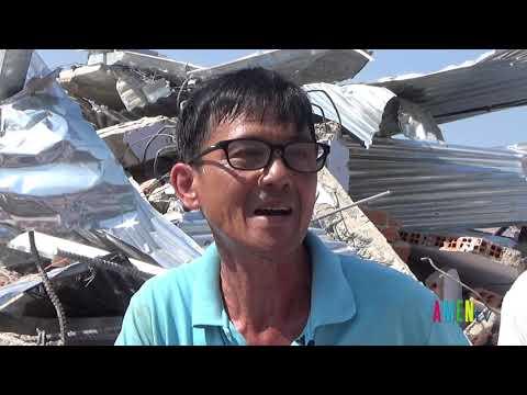 Nỗi đau của gia đình TNLT - dân oan vườn rau Huỳnh Anh Tú