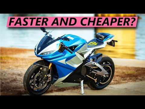 Electric Motorcycles vs Gas Motorcycles (HARD FACTS)
