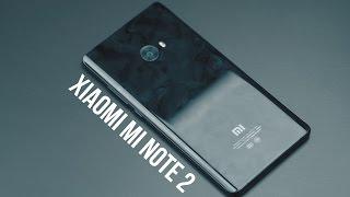 Xiaomi Mi Note 2: распаковка, первое впечатление, тест камеры. За что просят 500$?