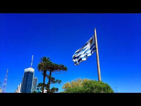 Traveling through Uruguay