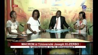 237 LE DÉBAT du  Mercredi 29 11 2017 Équinoxe tv