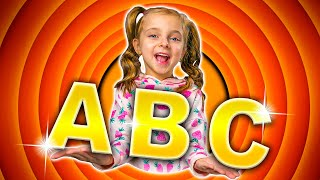 Learn English alphabet A to Z with Fursiki show Educational video for kids with ABC song