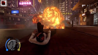JAMES BOND sur Sleeping Dogs