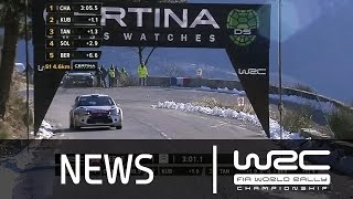 Rallye Monte-Carlo 2015: Stage 13