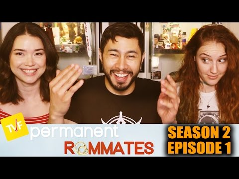 Permanent Roommates S02E01 Reaction w/ Achara & Hope Jaymes!