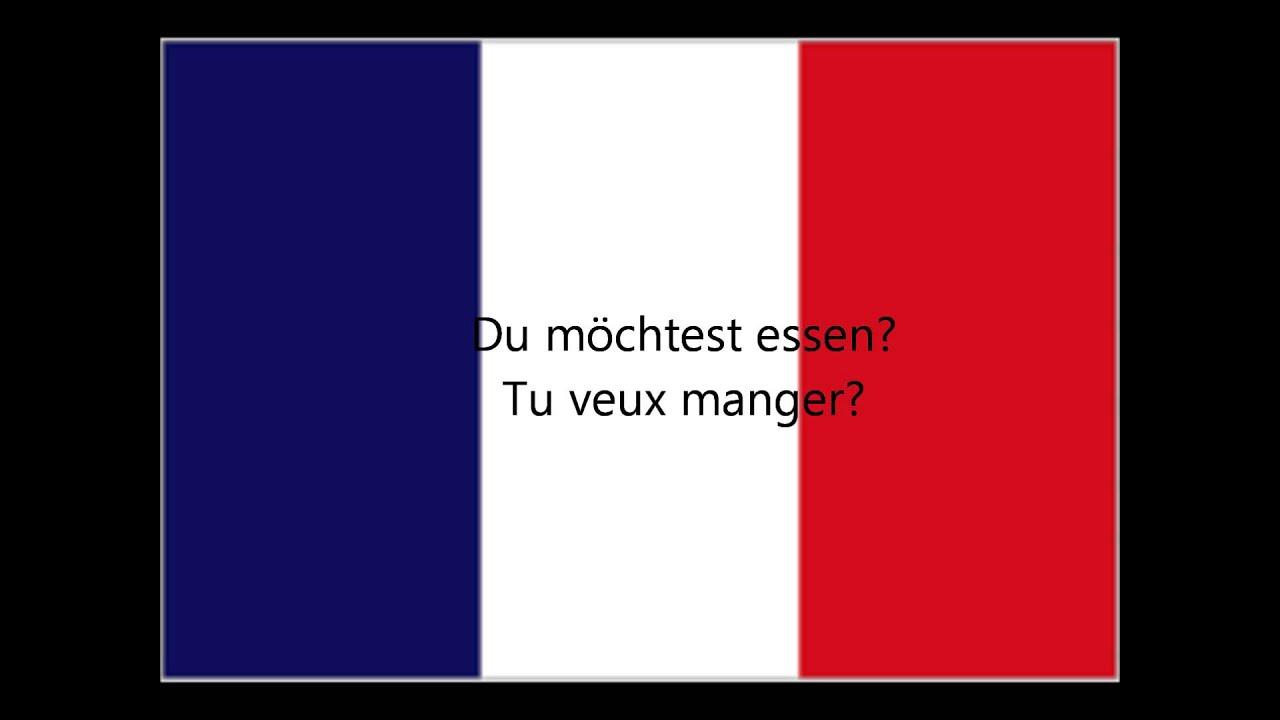 Ihr Auf Französisch