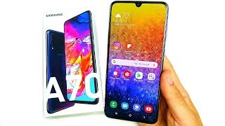 Samsung Galaxy A70 Full Review!