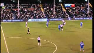 Fulham 6-2 Peterborough | The FA Cup 3rd Round - 08/01/11