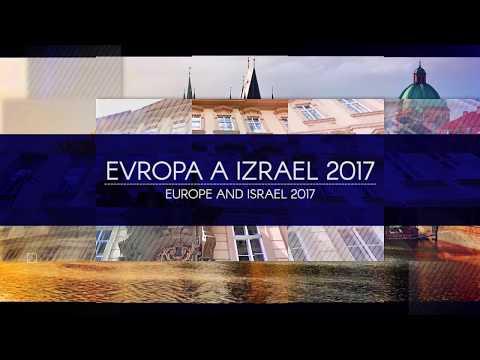07 Evropa a Israel 2017 | Einat Wilf (EN/CZ)