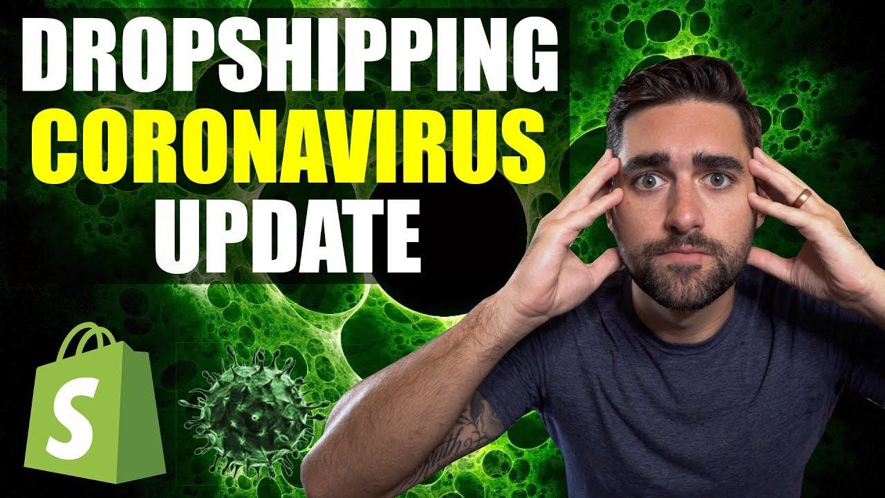 This Is NOT Good | Coronavirus Dropshipping Update - YouTube