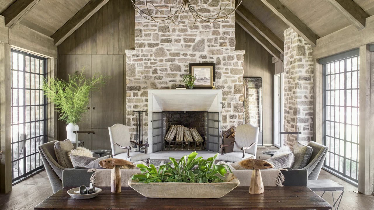 Country Interior Decorating Ideas: French Home Decor Tour Ideas 2018