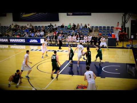 Corban Men's Basketball vs. Evergreen Highlights (1/24/15 ...